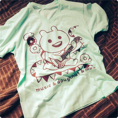 チョコミントTシャツ